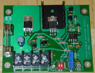 Scc2 10 Amp Solar Charge Controller